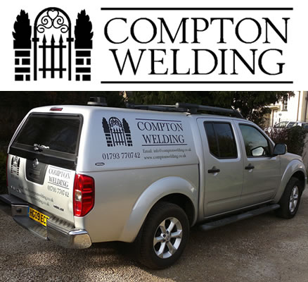 Fire Escape made by Compton Welding