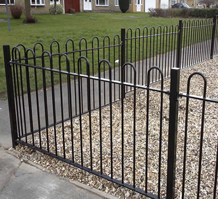 Iron  Railings by Compton Welding